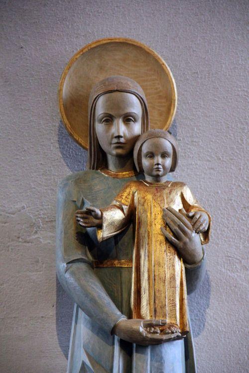 madonna maria jesus