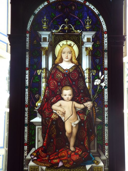 madonna maria mother of god