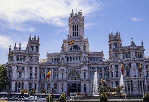 madrid town hall ayuntamiento