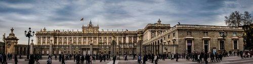 madrid  royal palace  palicio real madrid