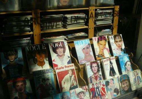 magazine journal magazines