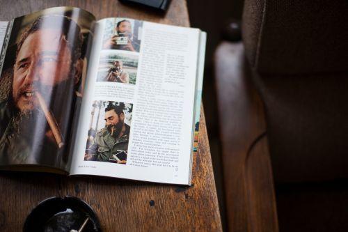 magazine layout letter