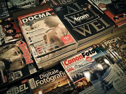 magazines read magazine