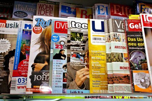 magazines magazine journalism