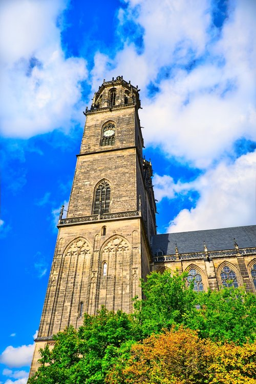 magdeburg  dom  church