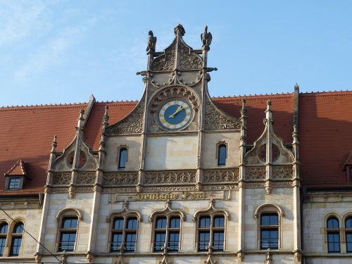 magdeburg saxony-anhalt building