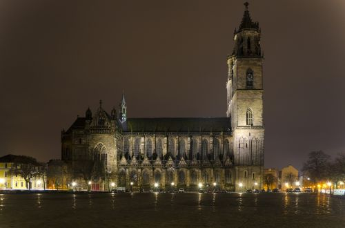 magdeburger dom dom church