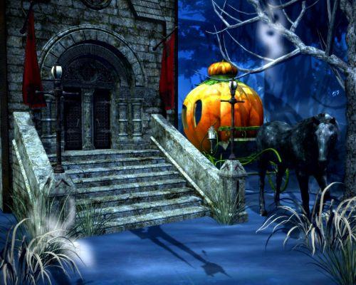 magic fantasy night