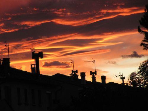 magija,dangus,vakaras,spalvos,gamta,stebuklinga naktis,naktis,puikus