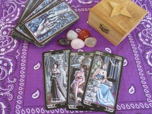 magic tarot occultism