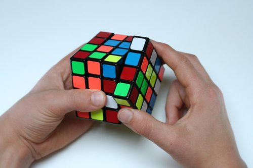 magic cube  challenge  patience