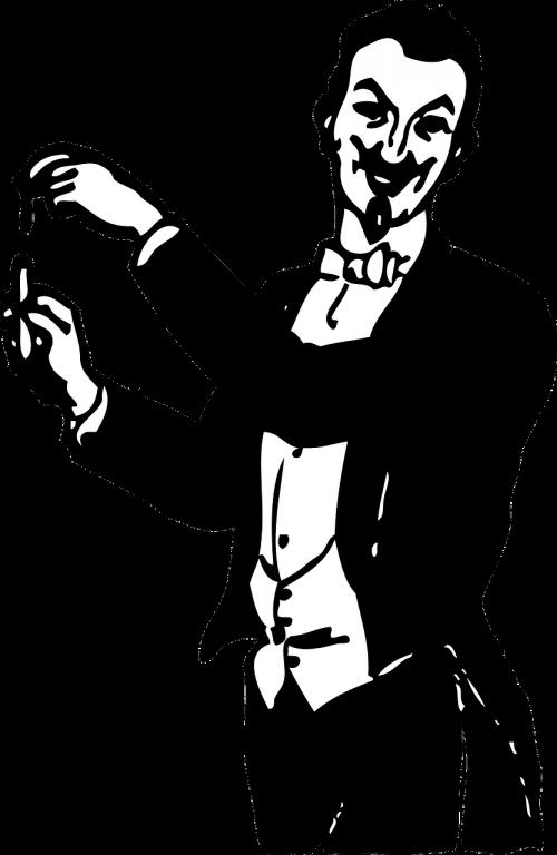 magician magic performer
