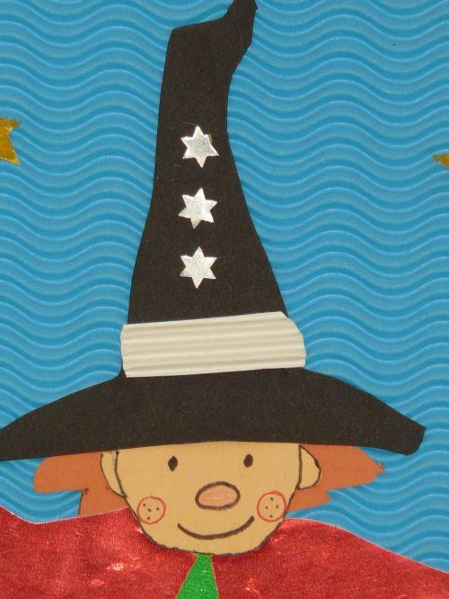 magician magic hat conjure