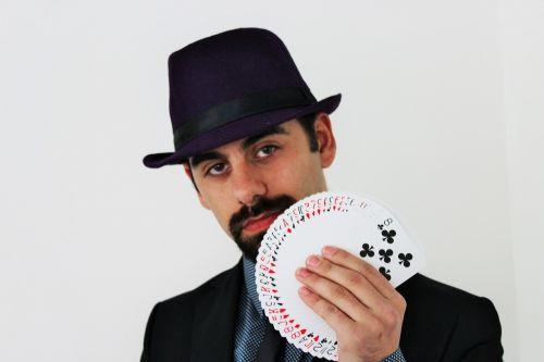 magician magic cards