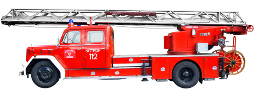 magirus-deutz turntable ladder magirus turntable ladder