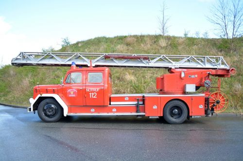 magirus fire truck fire truck vehicle
