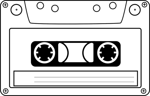 magnetic tape compact cassette