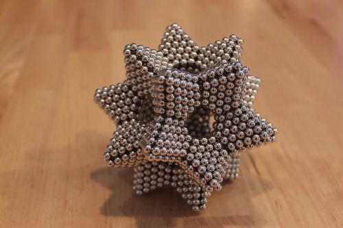 magnetic ball star magnet