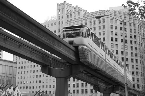 magnetic levitation train schwebebahn