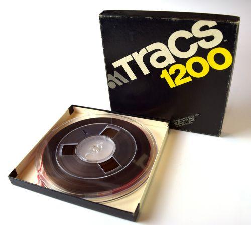 magnetic tape reel-to-reel vintage