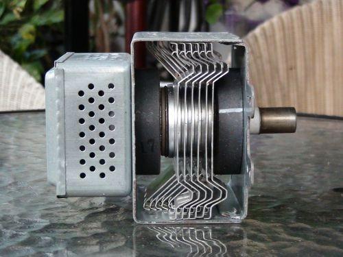 magnetron microwave part