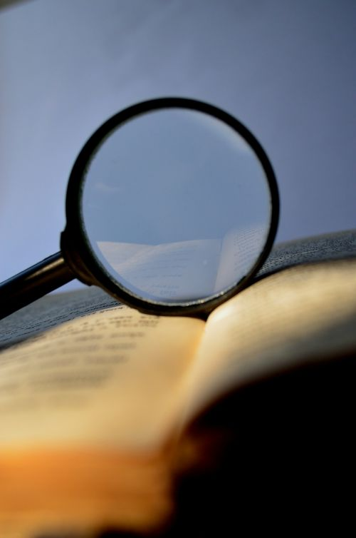 magnifier magnifying glass loupe