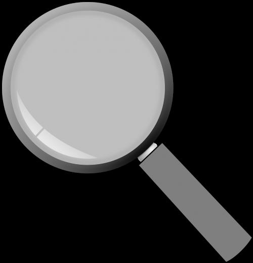 magnifying lens glass