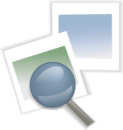 magnifying glass enlarge magnify