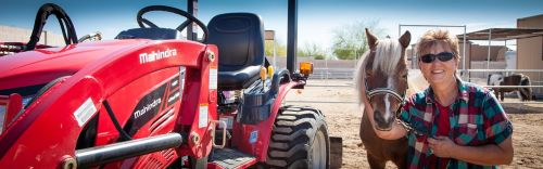 mahindra tractors financing in salem