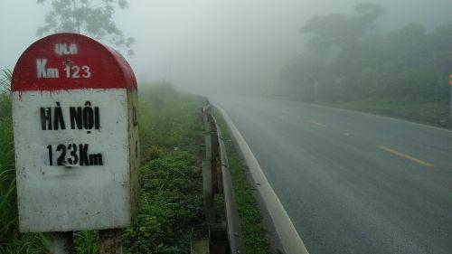mai chau road kilometres hanoi