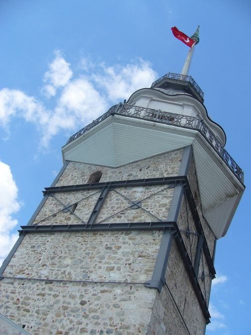 maiden's tower leander's tower turkey