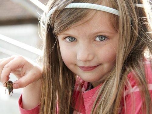 maikäfer  child  girl