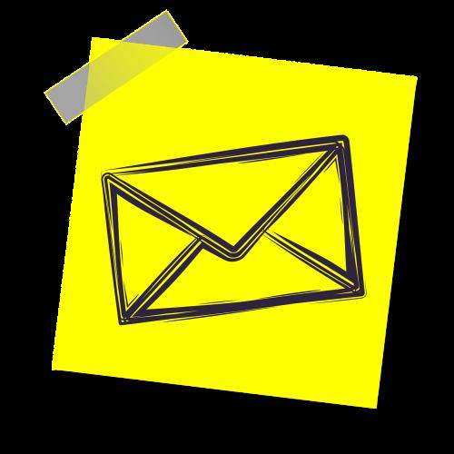 mail envelop letter