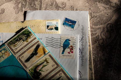 mail postal letter