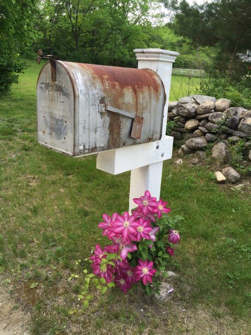 mail letter post