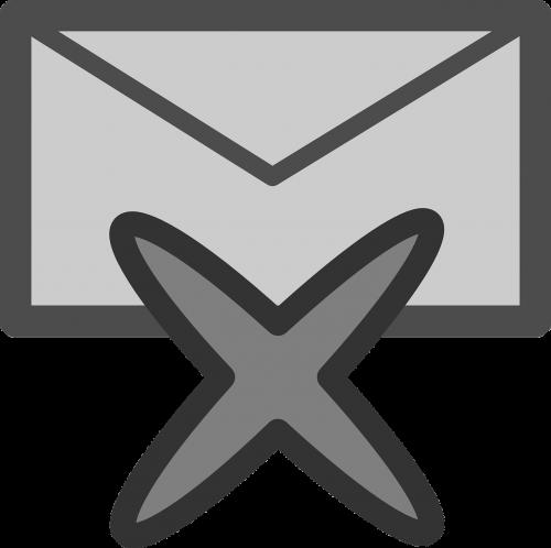 mail remove delete