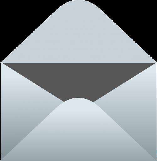 mail envelope empty