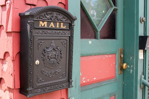 mail  mailbox  inbox