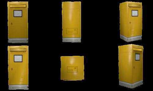 mail box post mail