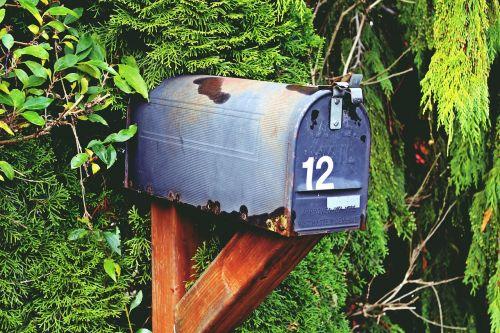 mailbox number twelve