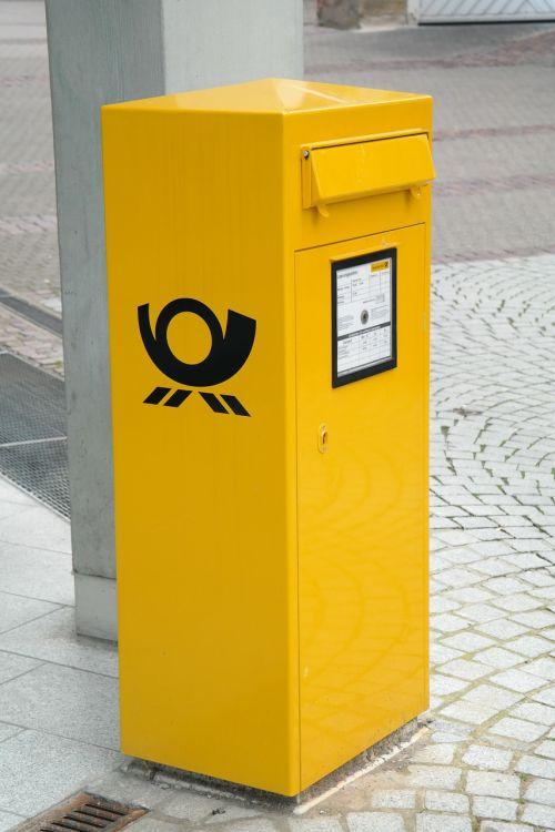 mailbox letter box post