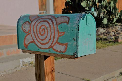 mailbox vintage mail