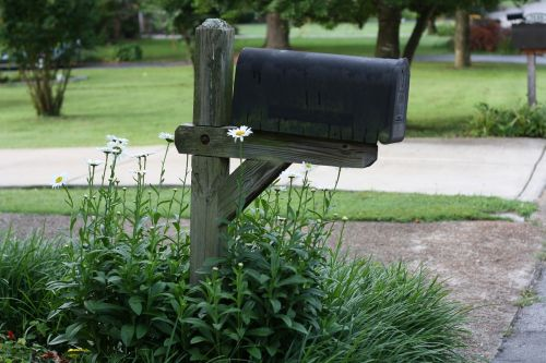 mailbox mail box letter