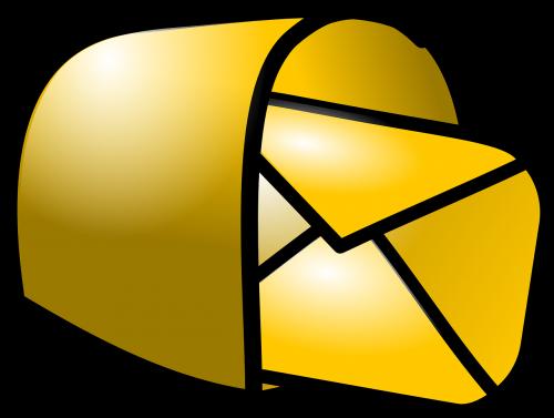 mailbox full gold