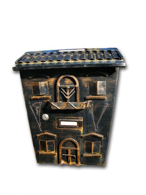 mailbox metal post