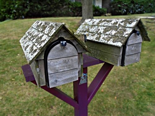 mailbox letterbox postbox