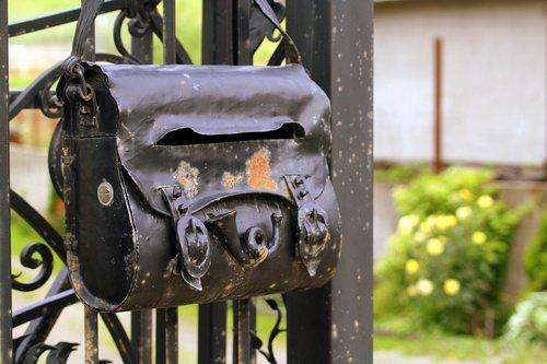 mailbox  metal  email