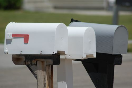 mailbox letter postbox