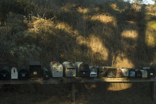 mailbox  mail  field