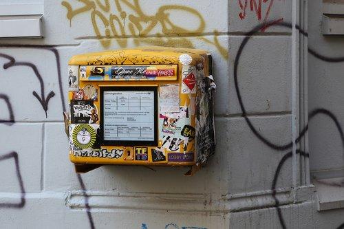 mailbox  letter boxes  vandalism